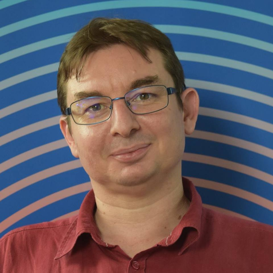 Ovidiu Voicu, Director Executiv, Centrul pentru Inovare Publică