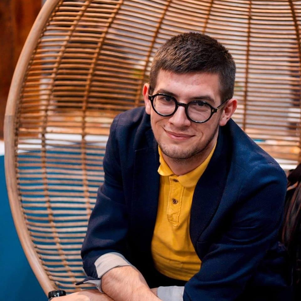 Andrei Stupu, Brand Manager, Școala de Valori